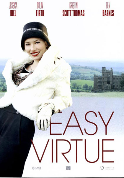 Easy Virtue.