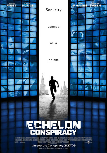 Echelon Conspiracy.