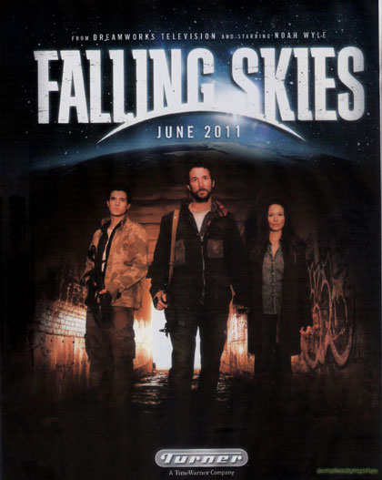 Falling Skies.