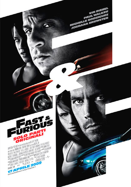 Fast and Furious – Solo parti originali.