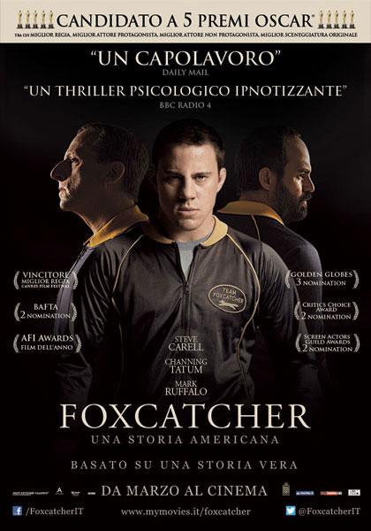 Foxcatcher.