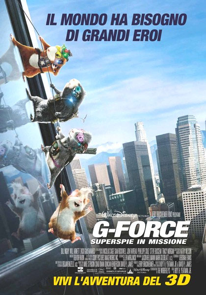 G-Force: Superspie in missione.