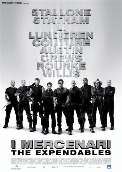 I Mercenari.