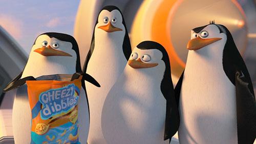 I Pinguini di Madagascar.