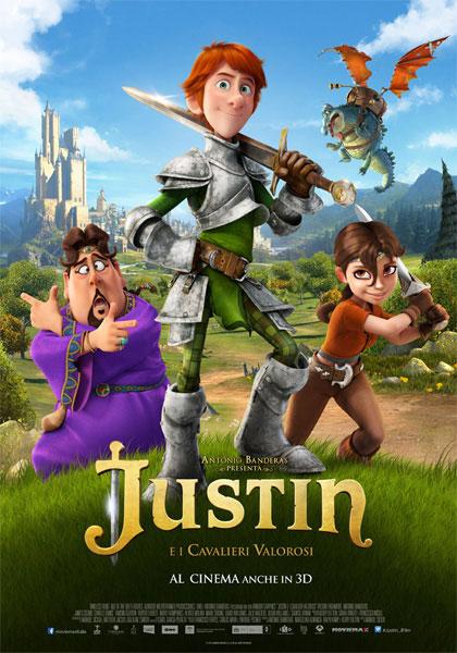Justin e i Cavalieri valorosi.