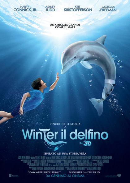 L'incredibile storia di Winter il delfino.