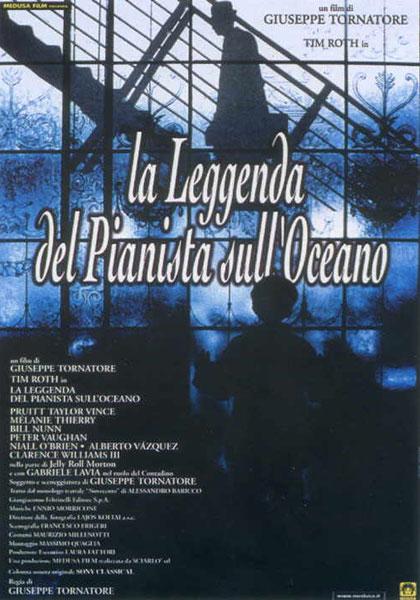 La leggenda del pianista sull'oceano.