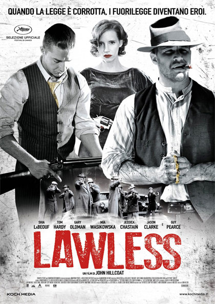 Lawless.