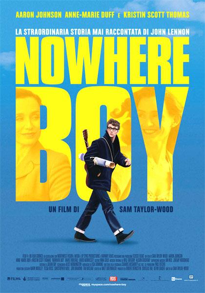 Nowhere Boy.