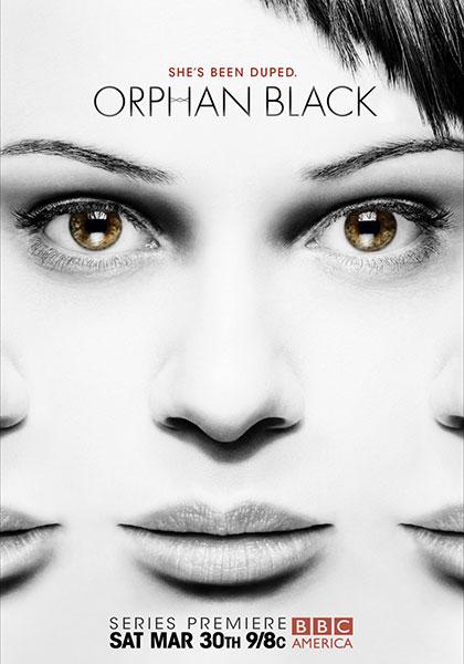 Orphan Black.