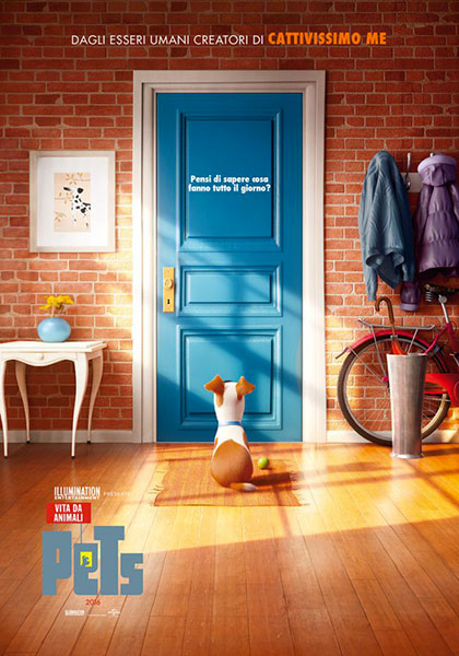 Pets - Vita da animali.