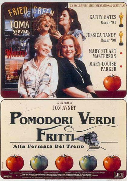 Pomodori Verdi Fritti.