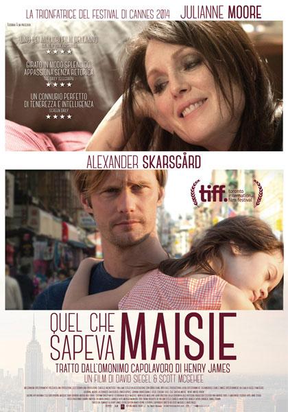Quel che sapeva Maisie.