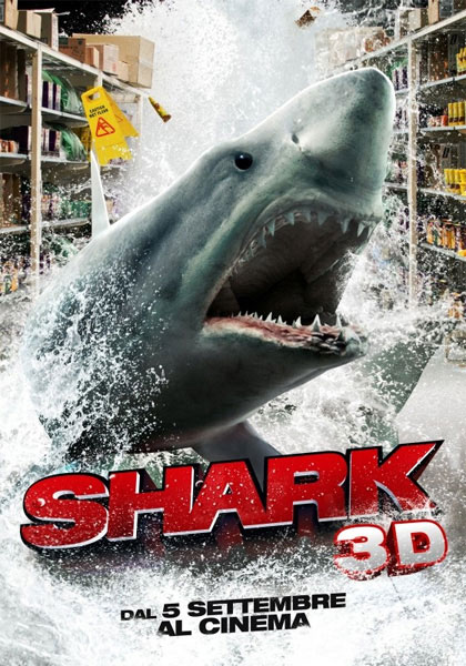Shark 3D.