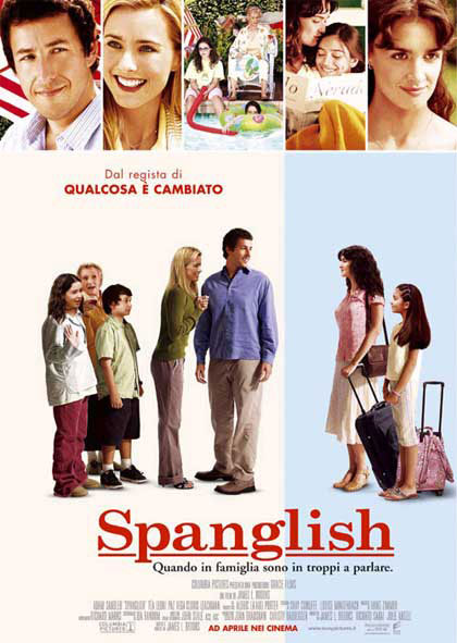 Spanglish.