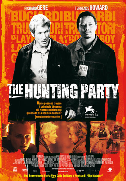 The Hunting Party.