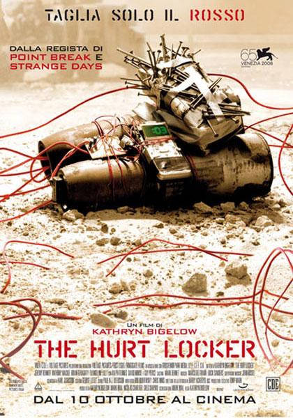 The Hurt Locker.