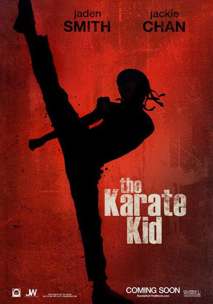The Karate Kid.