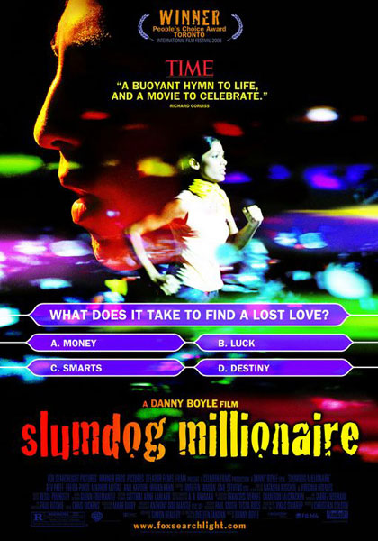 The Millionaire.