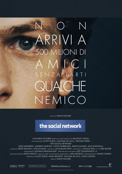 The Social Network.