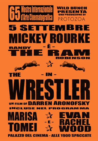 The Wrestler.