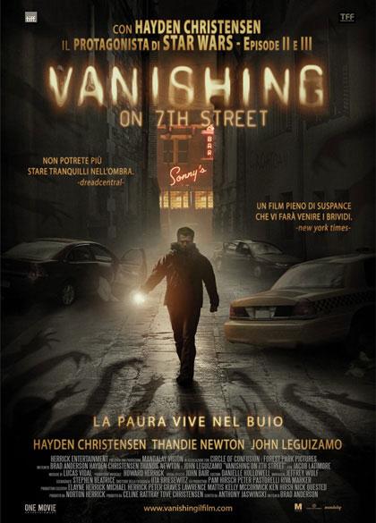 Vanishing on the 7th Street.