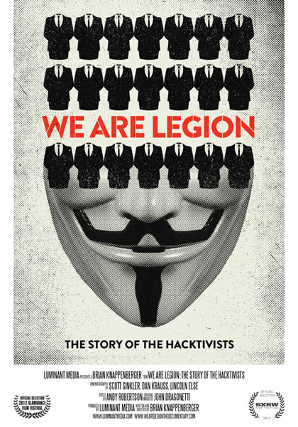 We Are Legion.