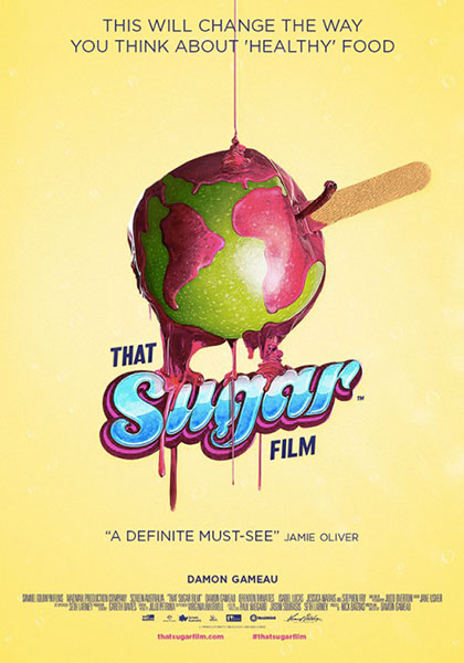 Zucchero! That sugar film.