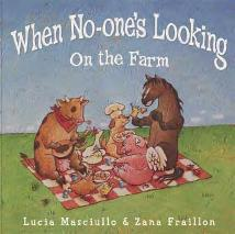 When No-One Is Looking: On The Farm