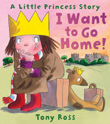 I Want to Go Home! (Little Princess)