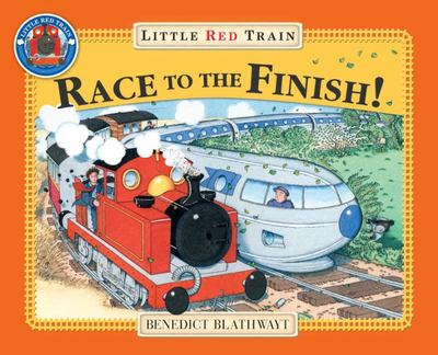 Race to the Finish (Little Red Train)