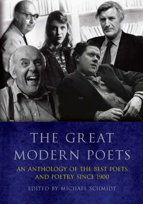 The Great Modern Poets: The Best Poetry of Our Times