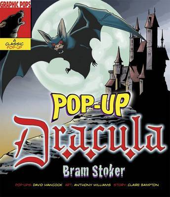 Dracula Graphic Pop-Up