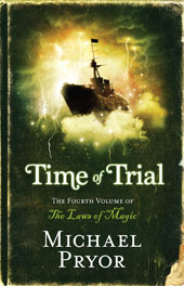 Time of Trial Bk4 Laws of Magic
