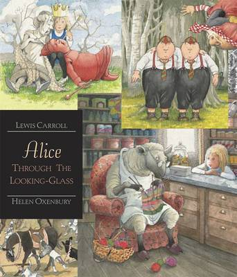 Alice Through the Looking Glass (Walker Illustrated Classics)