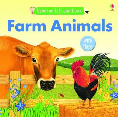 Farm Animals (Lift and Look)
