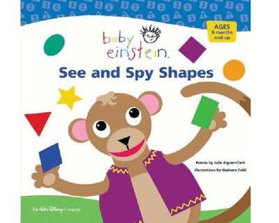 See and Spy Shapes