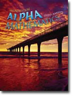 Alpha Mathematics 2nd Edition (Year 9) Text