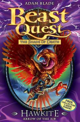 Hawkite Arrow of the Air (Beast Quest: The Shade of Death #26)