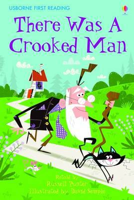 There Was a Crooked Man (Usborne First Reading Level 2)