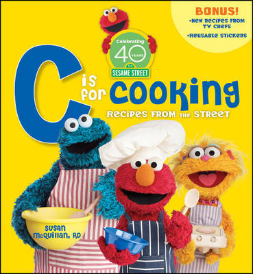 Sesame Street C is for Cooking