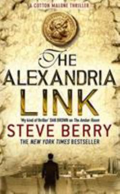 The Alexandria Link (Cotton Malone #2)
