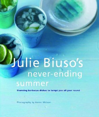Julie Biuso's Never-ending Summer: Stunning Barbecue Dishes to Tempt You All Year Round