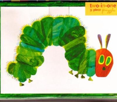 Very Hungry Caterpillar - Eric Carle Puzzle