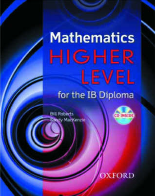 Mathematics Higher  Level for the IB Diploma Programme