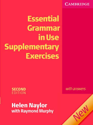 Essential Grammar in Use Supplementary Exercises with Answers : Elementary
