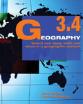 Geography 3.4 : Select and apply skills in a geographical context NCEA ~