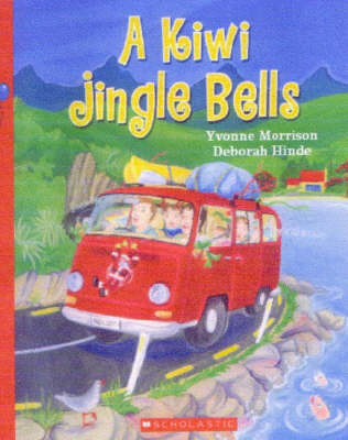 A Kiwi Jingle Bells  (Book & CD)