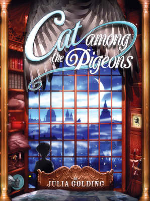Cat Among the Pigeons (Cat Royal #2)