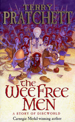 The Wee Free Men - A Story of Discworld